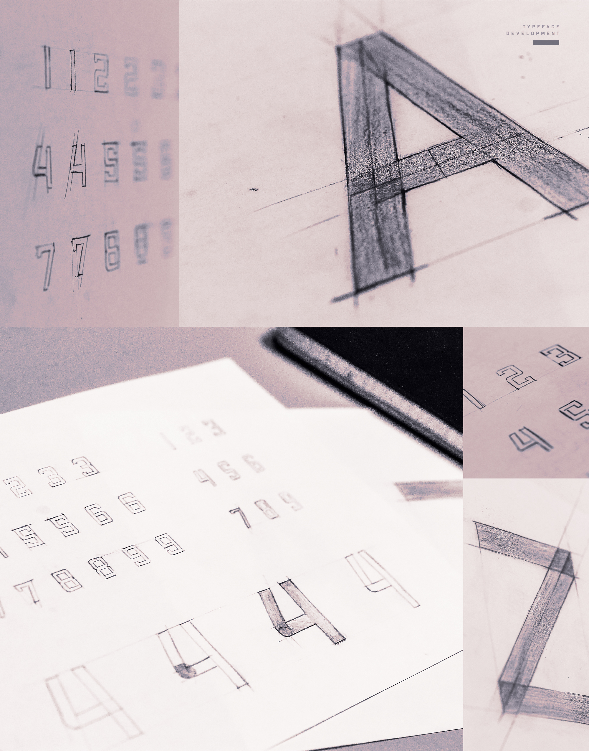 Apex MK2 Font Sketches