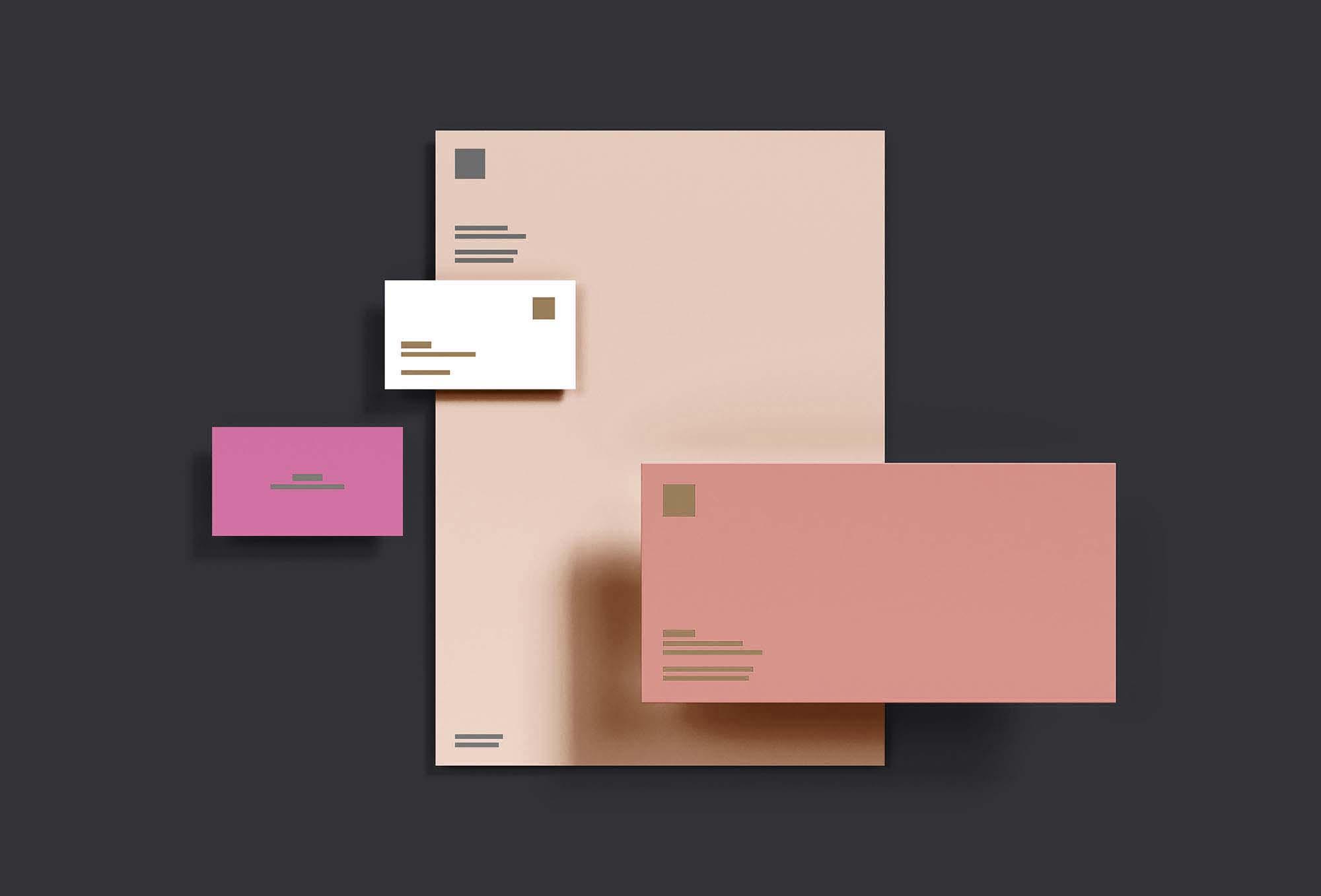 Basic Branding Mockup