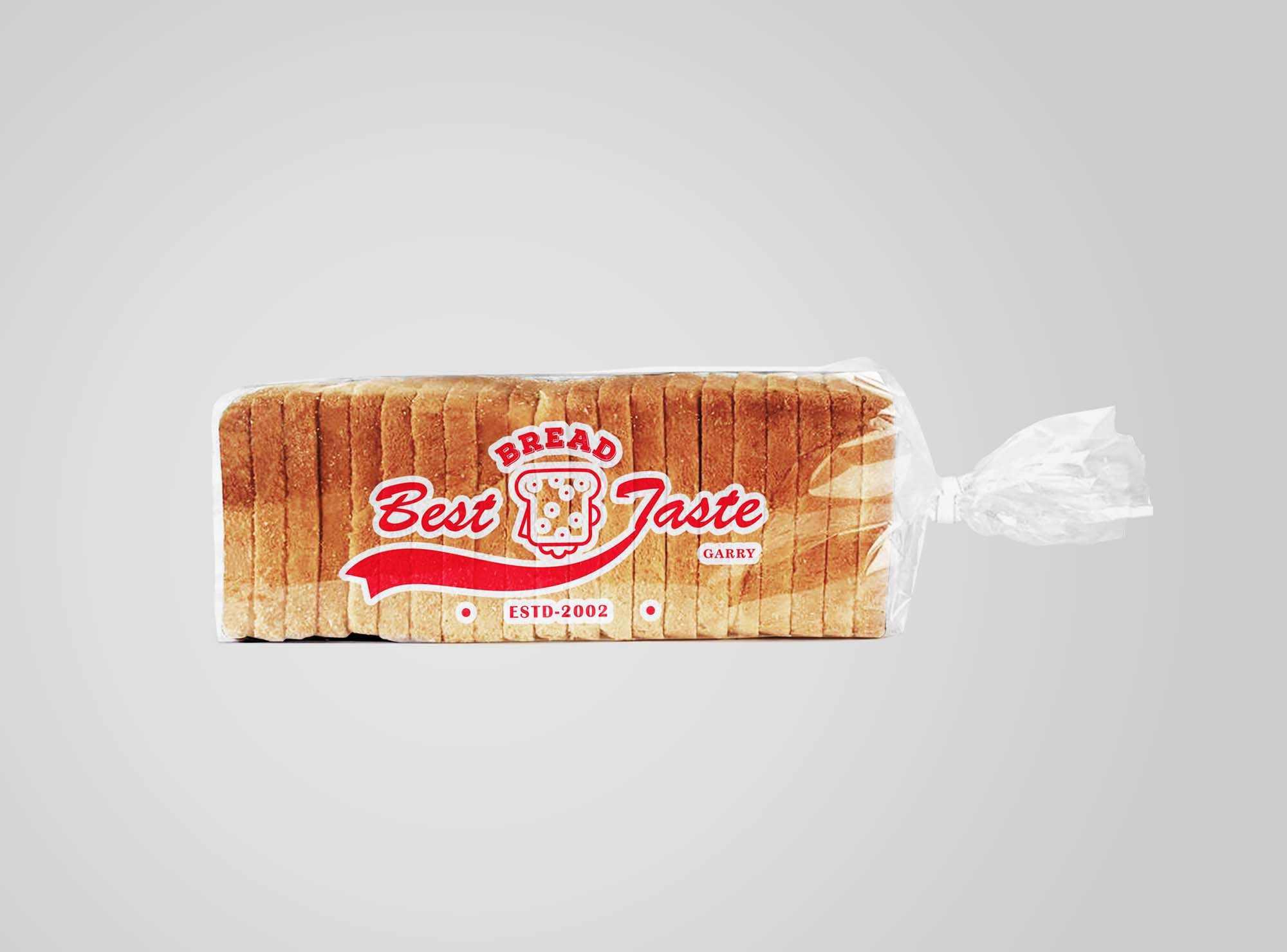 Bread Bag Mockup