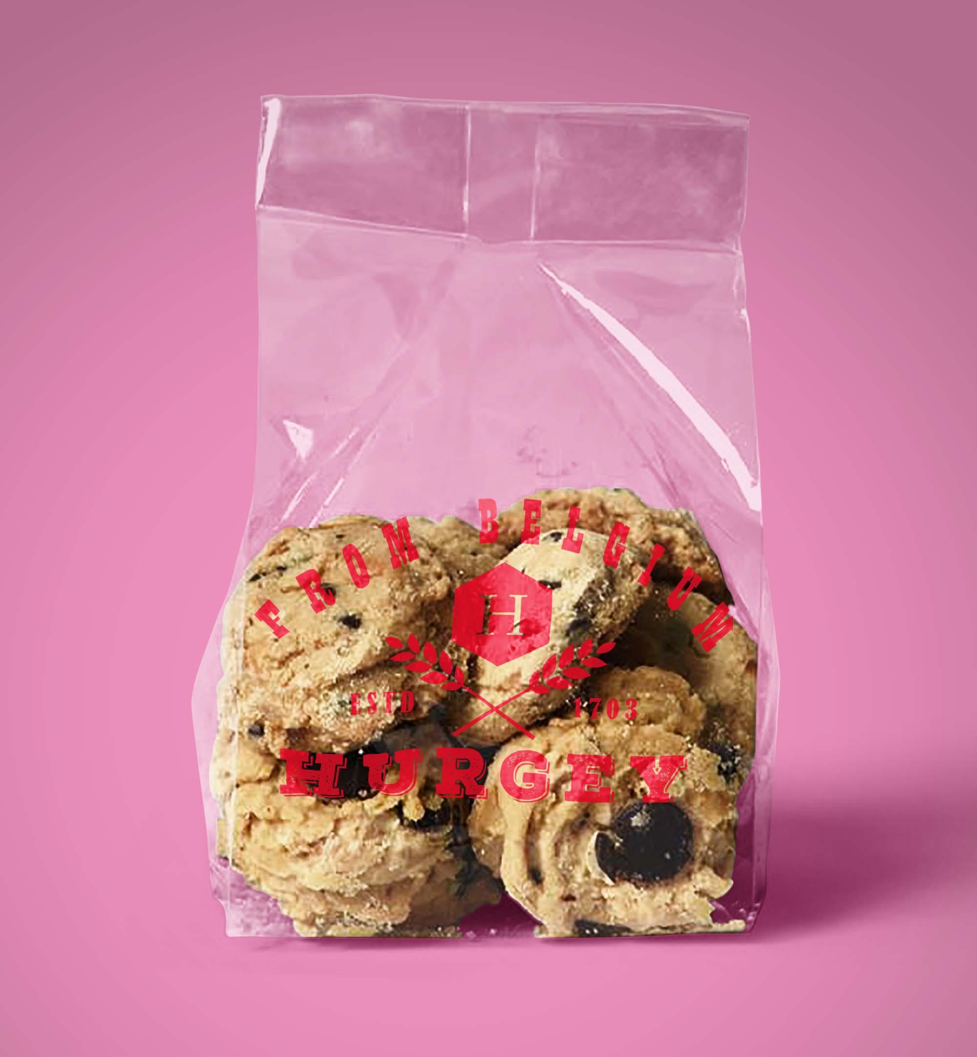 Cookies Bag Mockup
