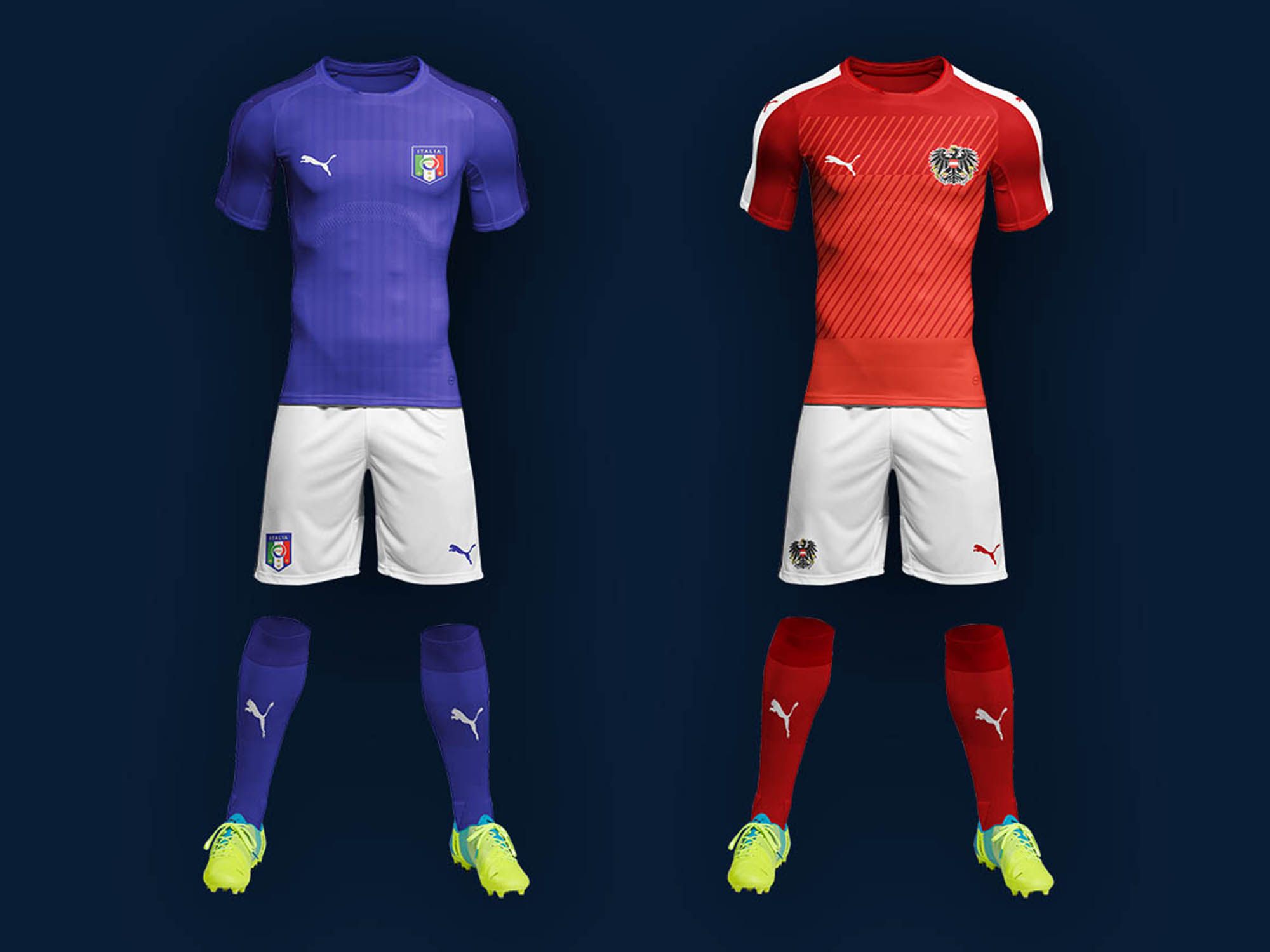Soccer / Football Mockup