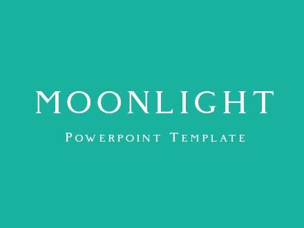 Moonlight PowerPoint Template