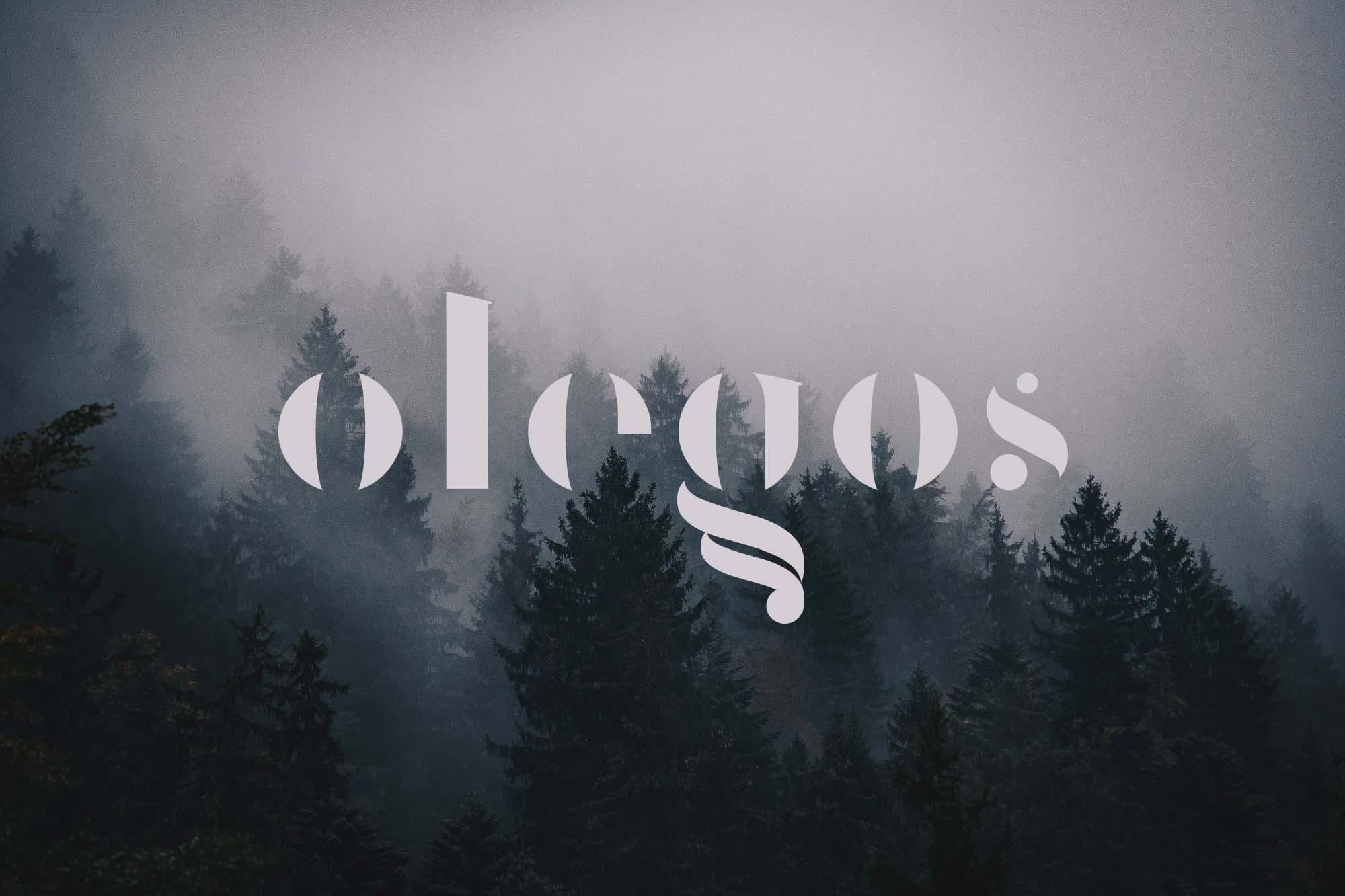 Olegos Font