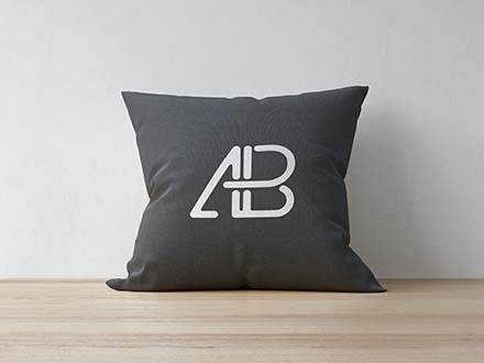 Simple Pillow Mockup