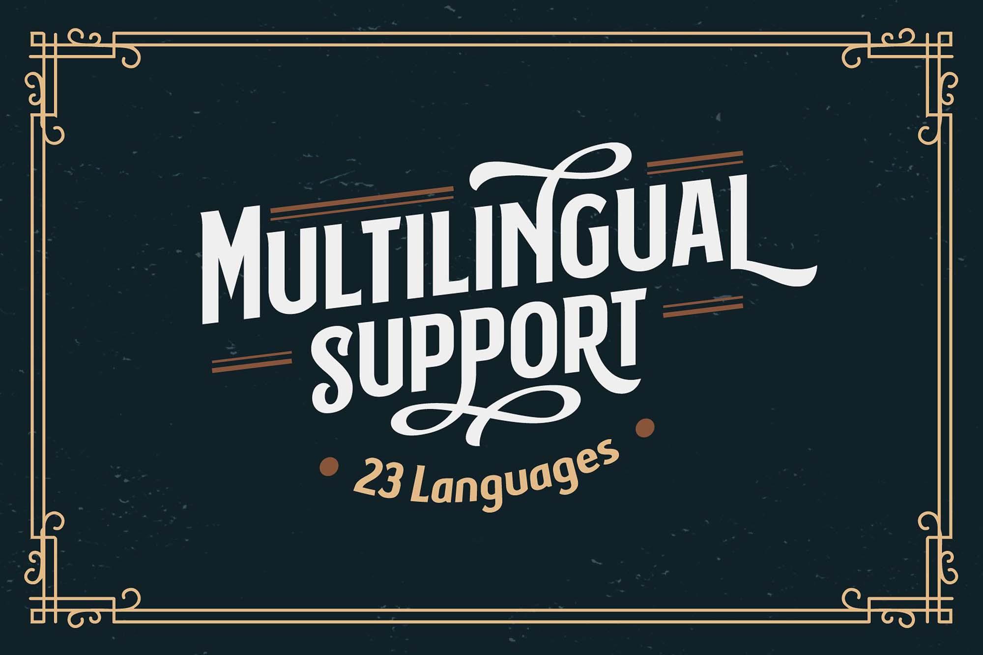 Subversia Typeface Multingual