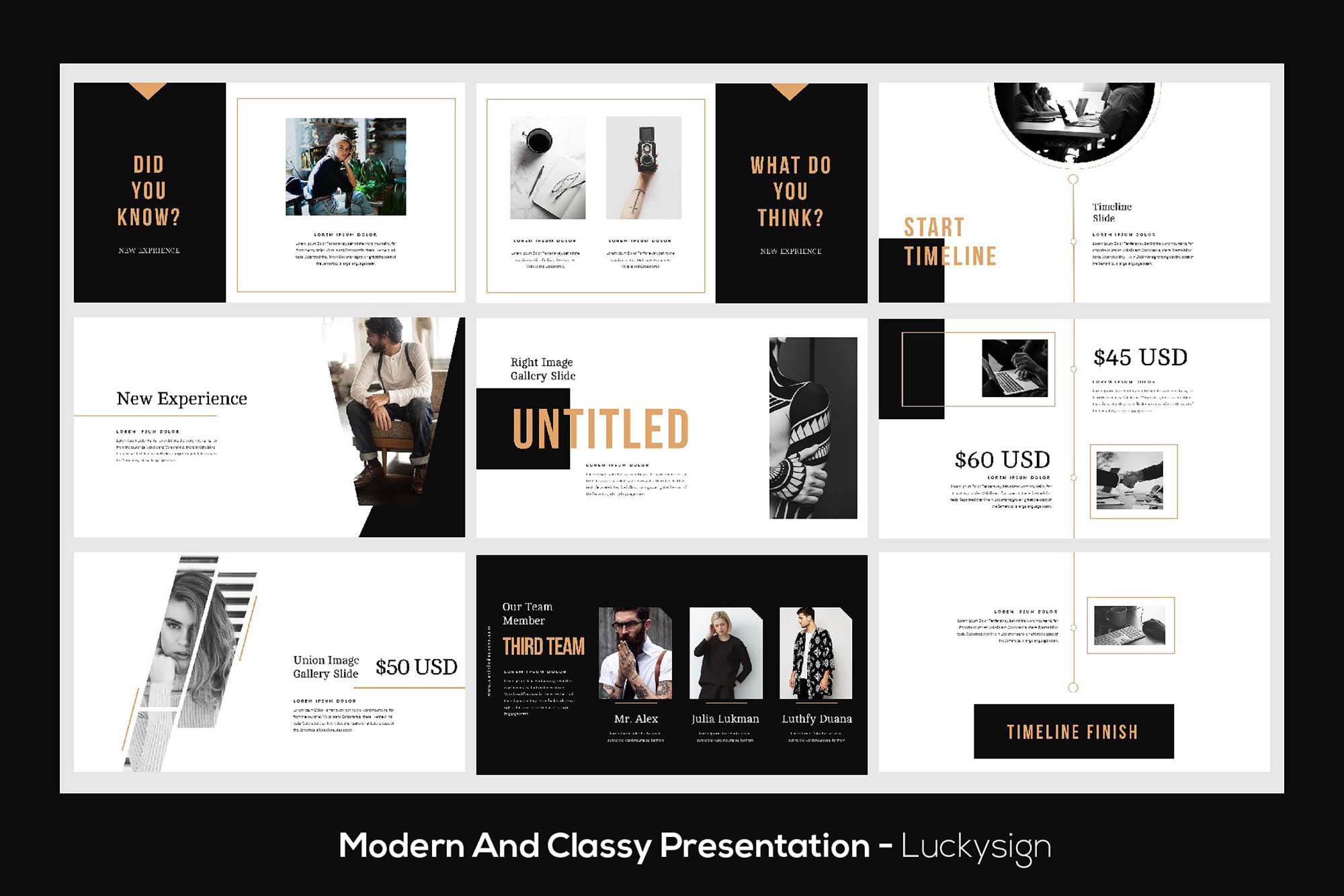 Untitled PowerPoint Presentation Template