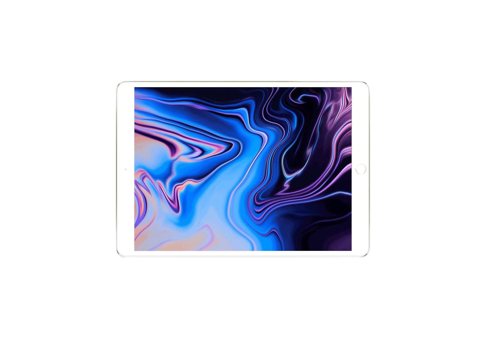 iPad Pro Tablet Mockup white