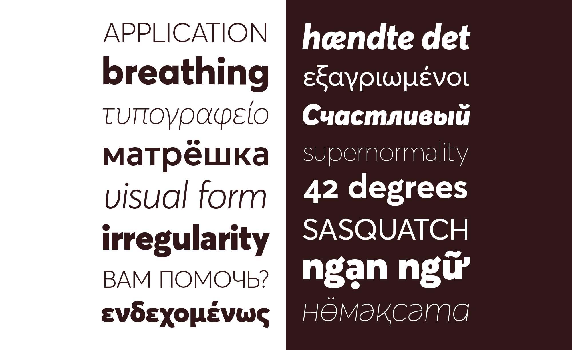 Averta Font