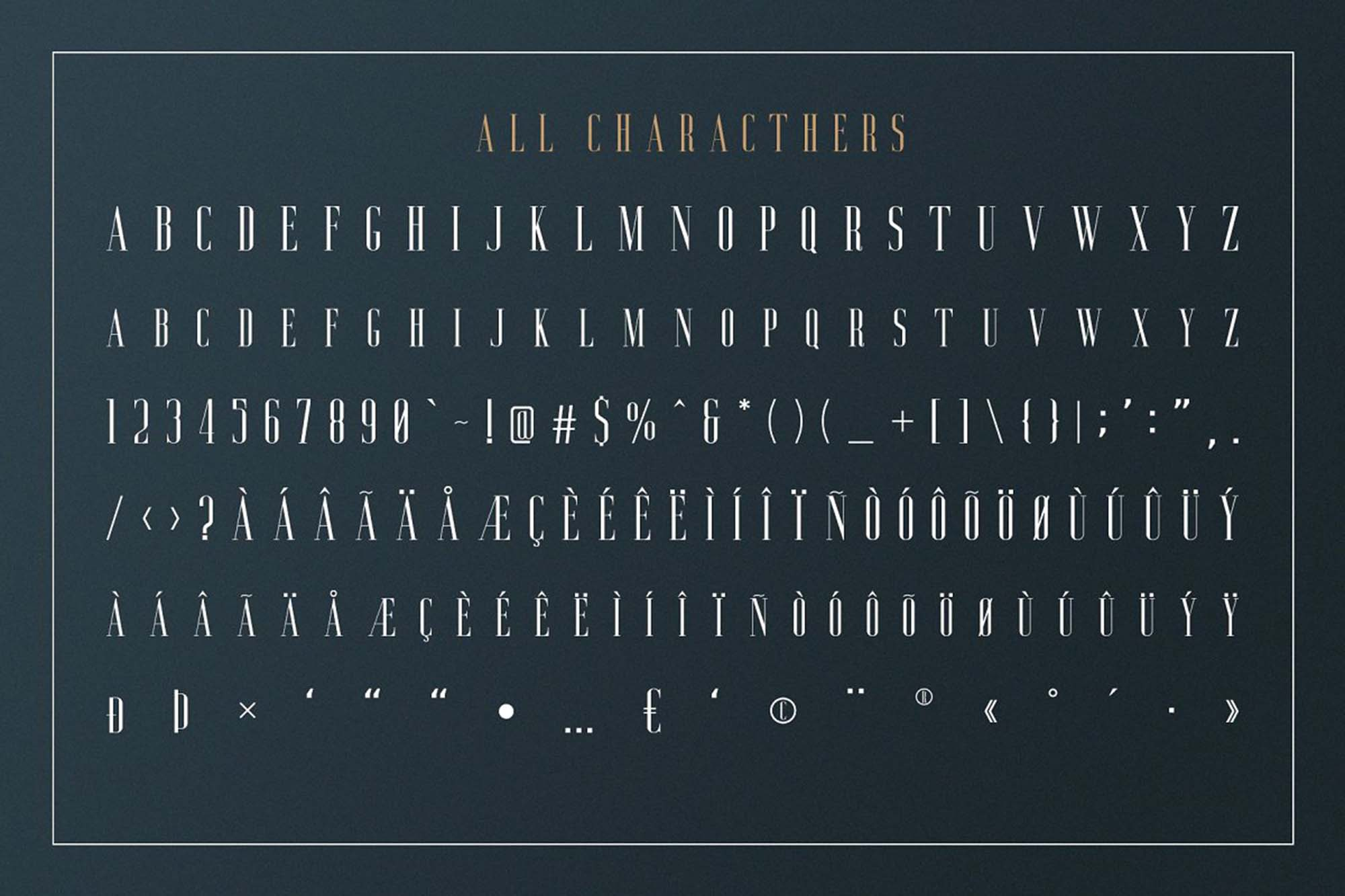Aguero Serif Font