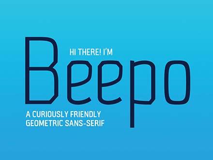 Beepo Font