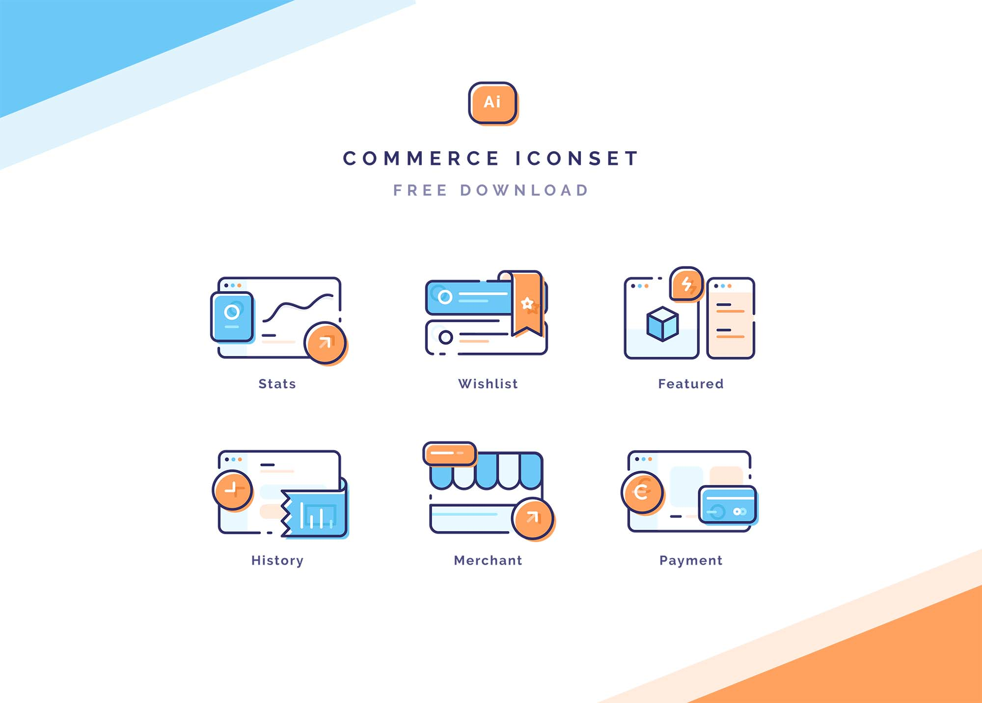 Commerce Icons