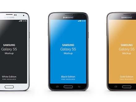 Galaxy S9 Mockup