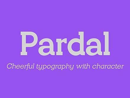 Pardal Font