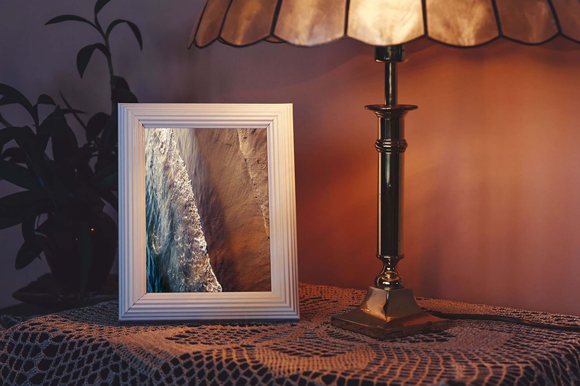 Photo In Frame Mockup