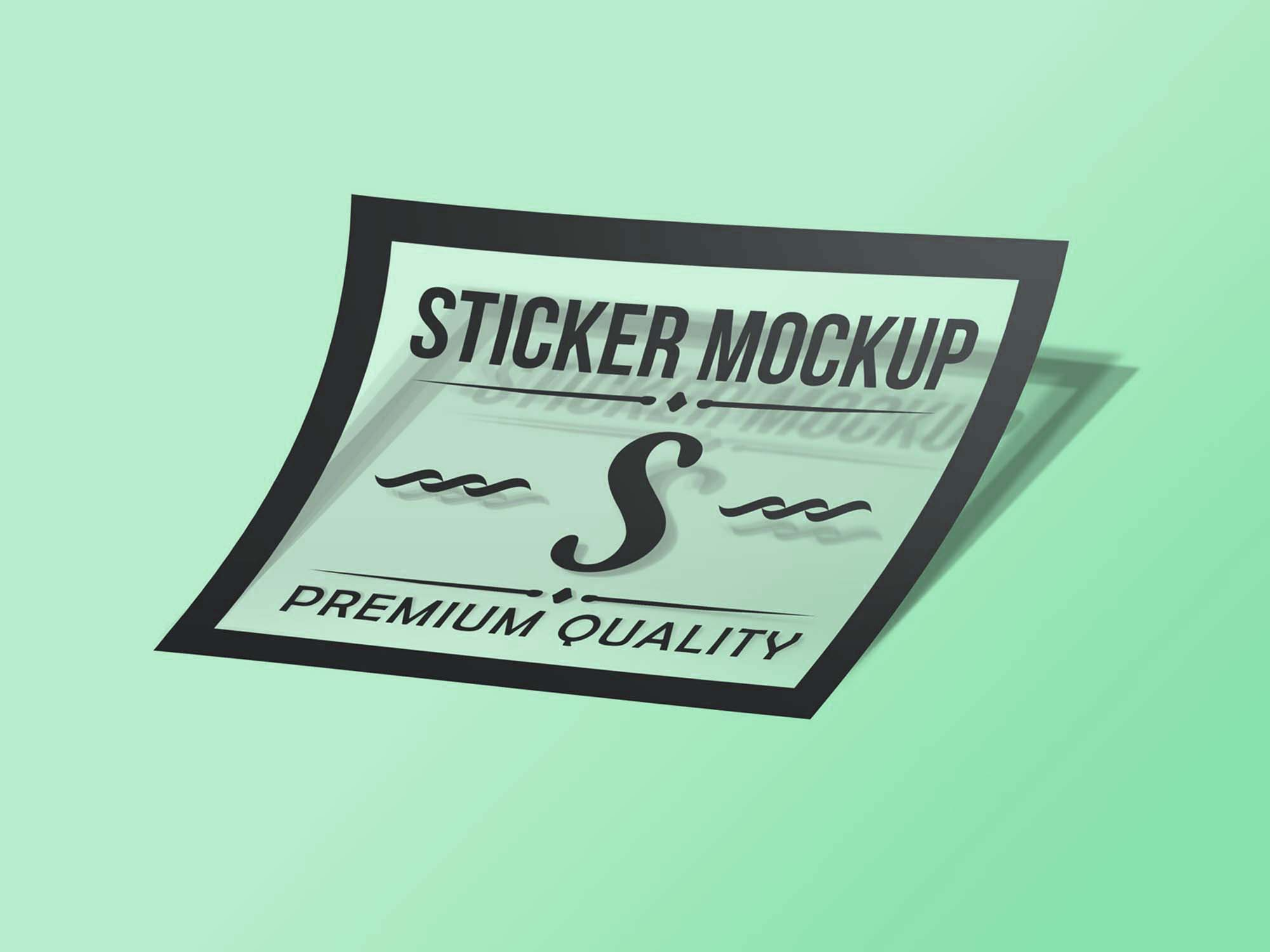 Thanks to design bolts for sharing this time saving photorealistic transparent sticker mockup