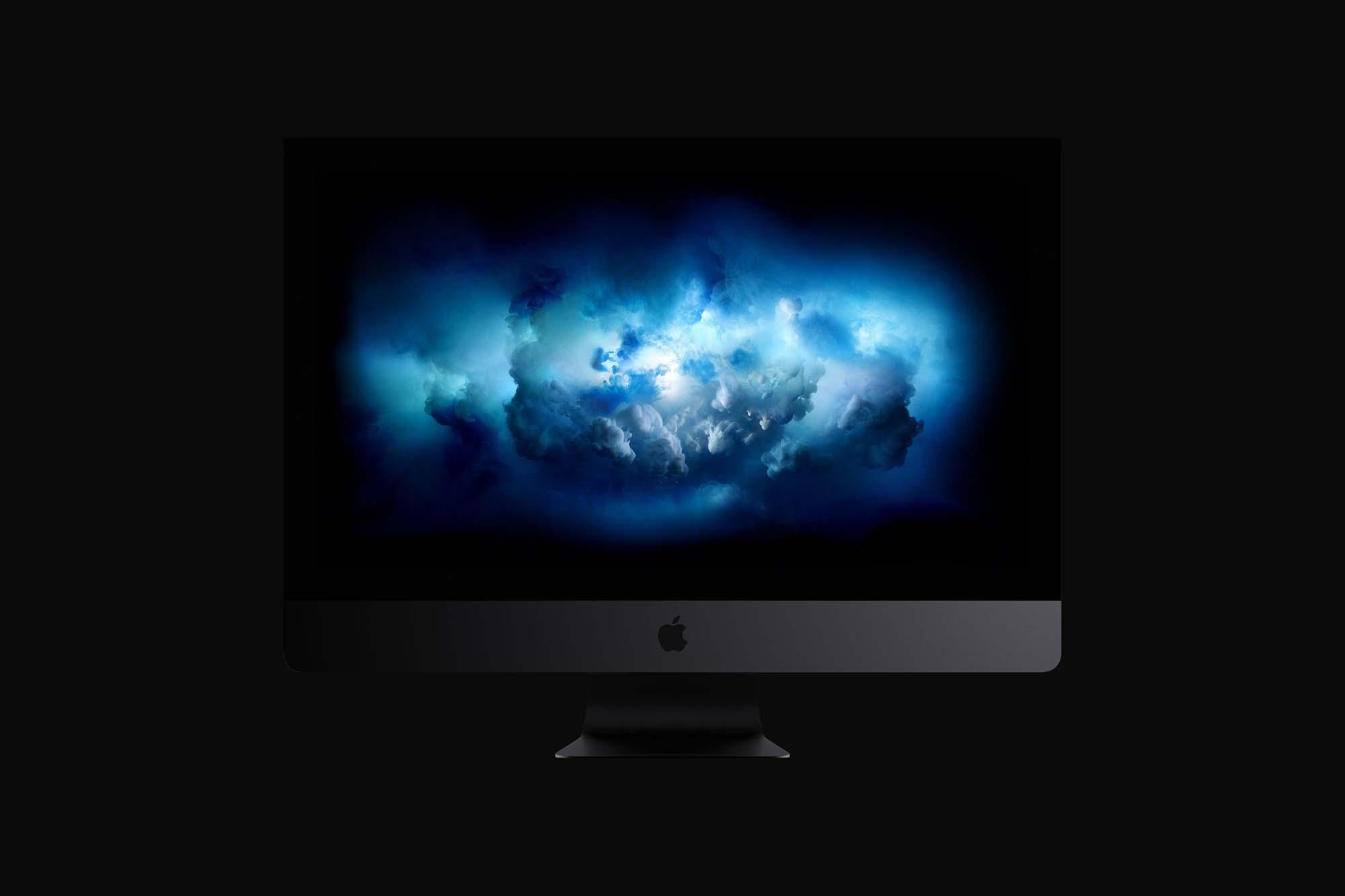 iMac Pro Mockup 2018