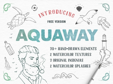 AquaWay Vector Pack