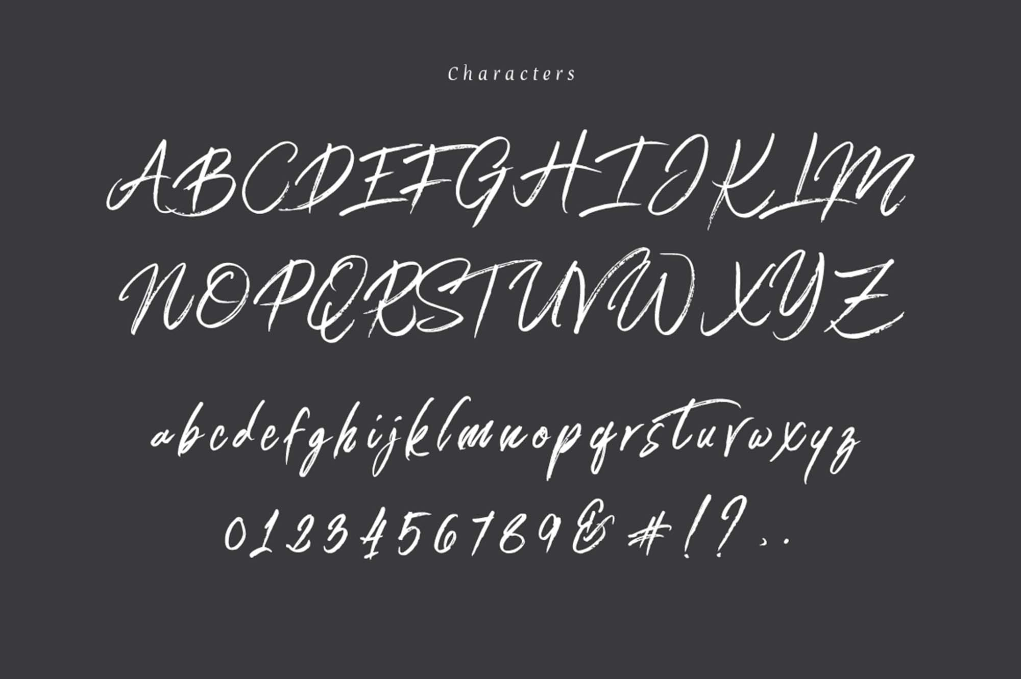 Connoisseurs Typeface
