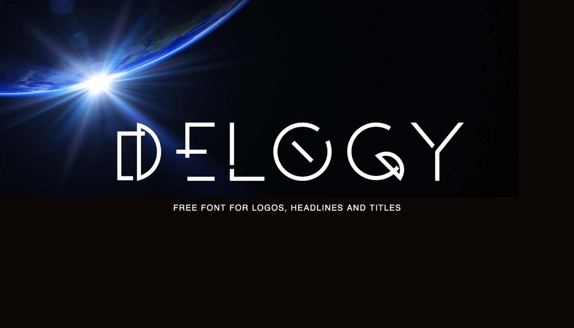 Delogy Font