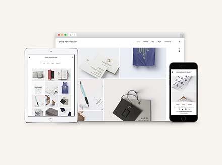 HTML5 Portfolio Website