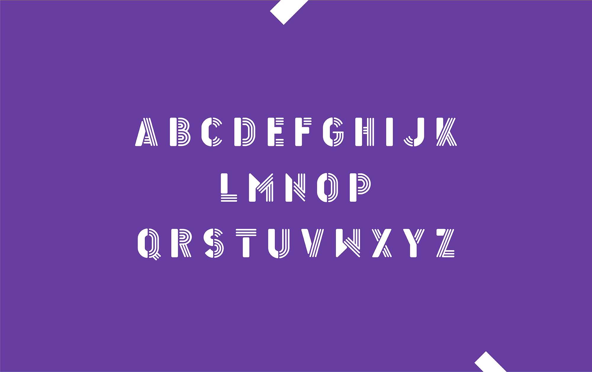 Inverse Font