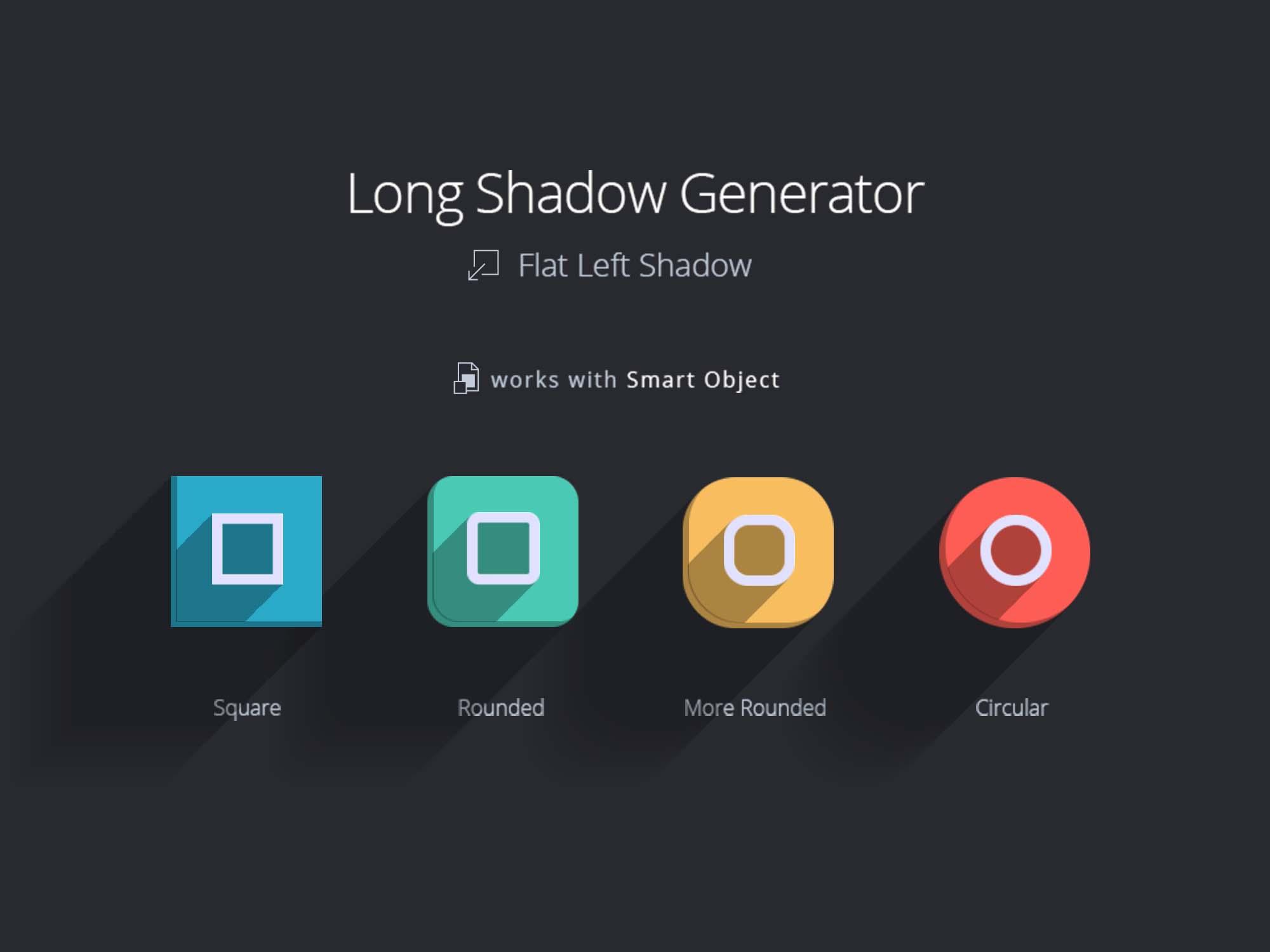 Shadow Generator Mockup Left
