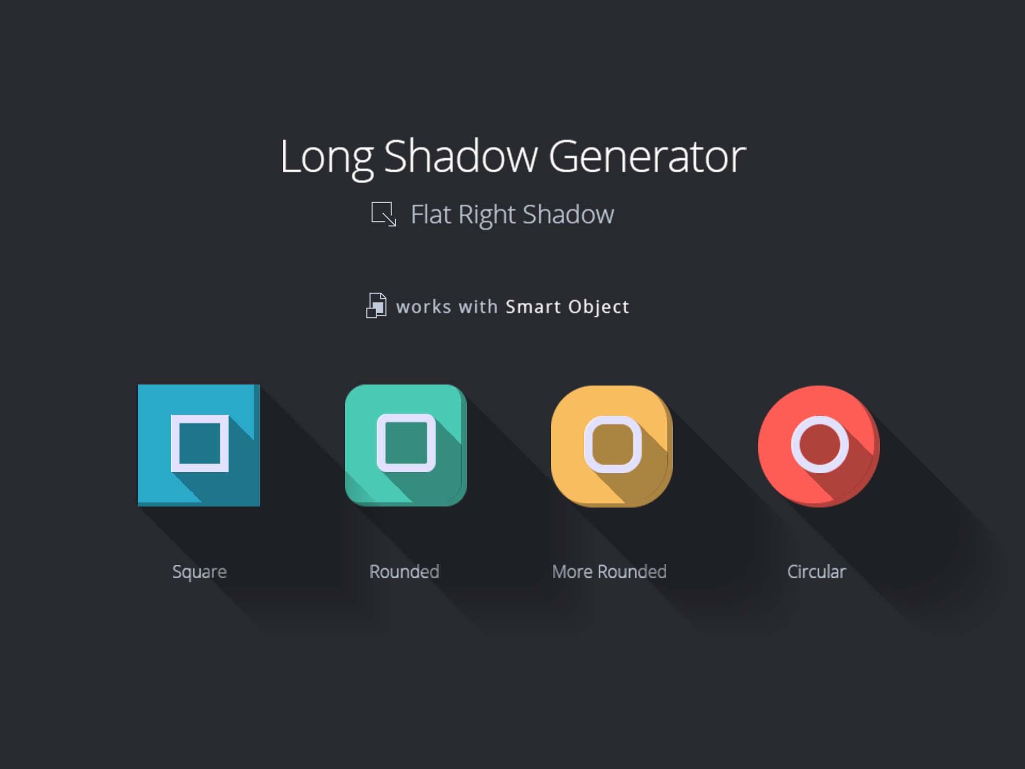 Shadow Generator Mockup Right