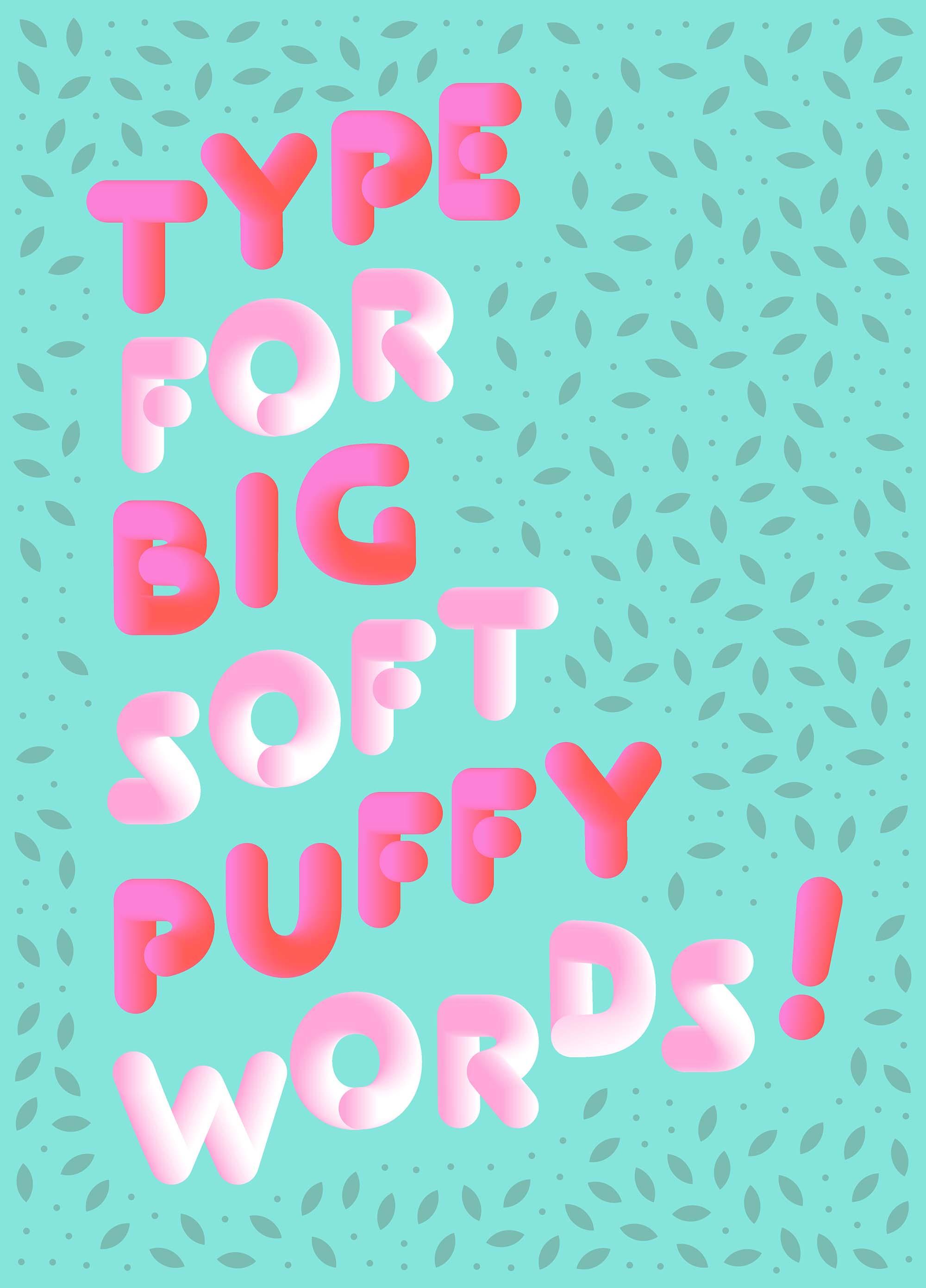 Softa Typeface