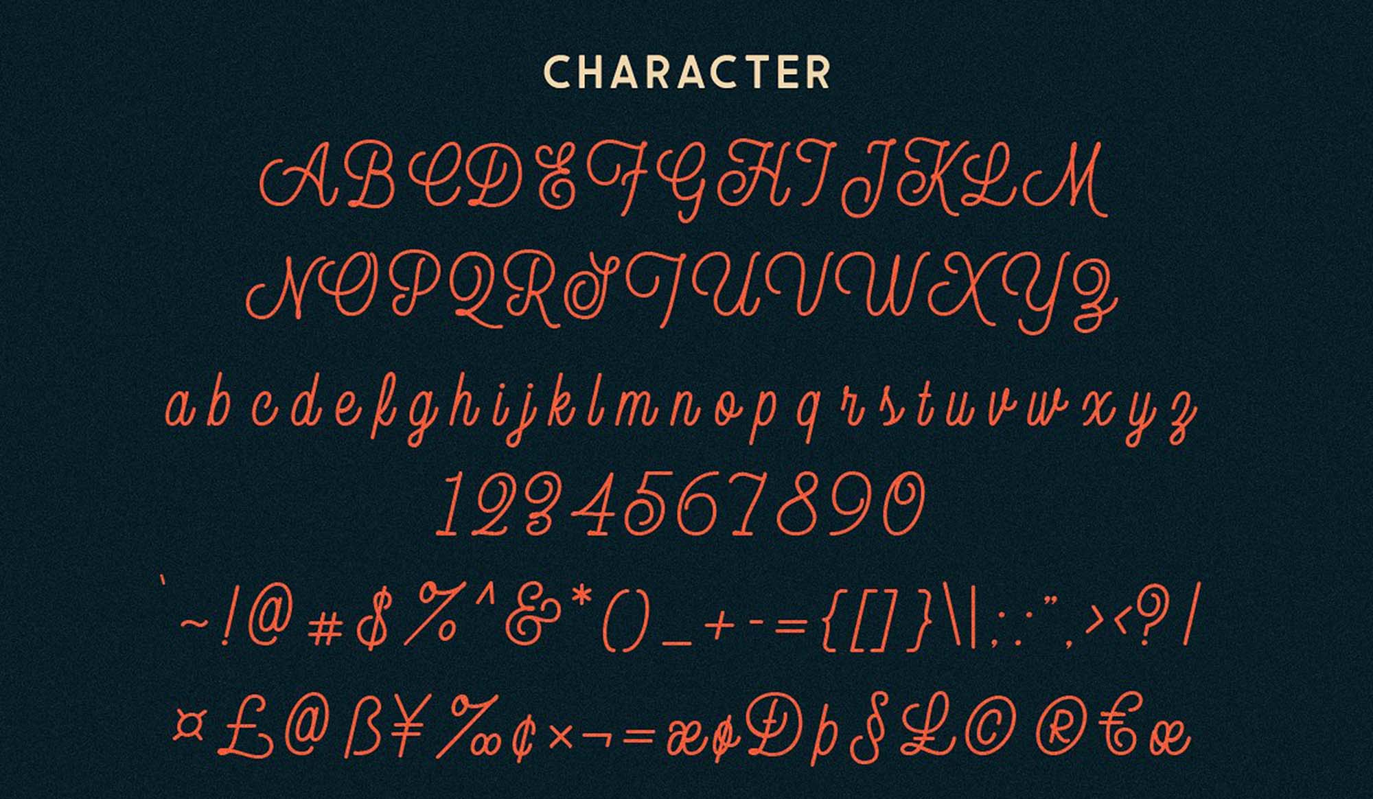 Thirdlone Font