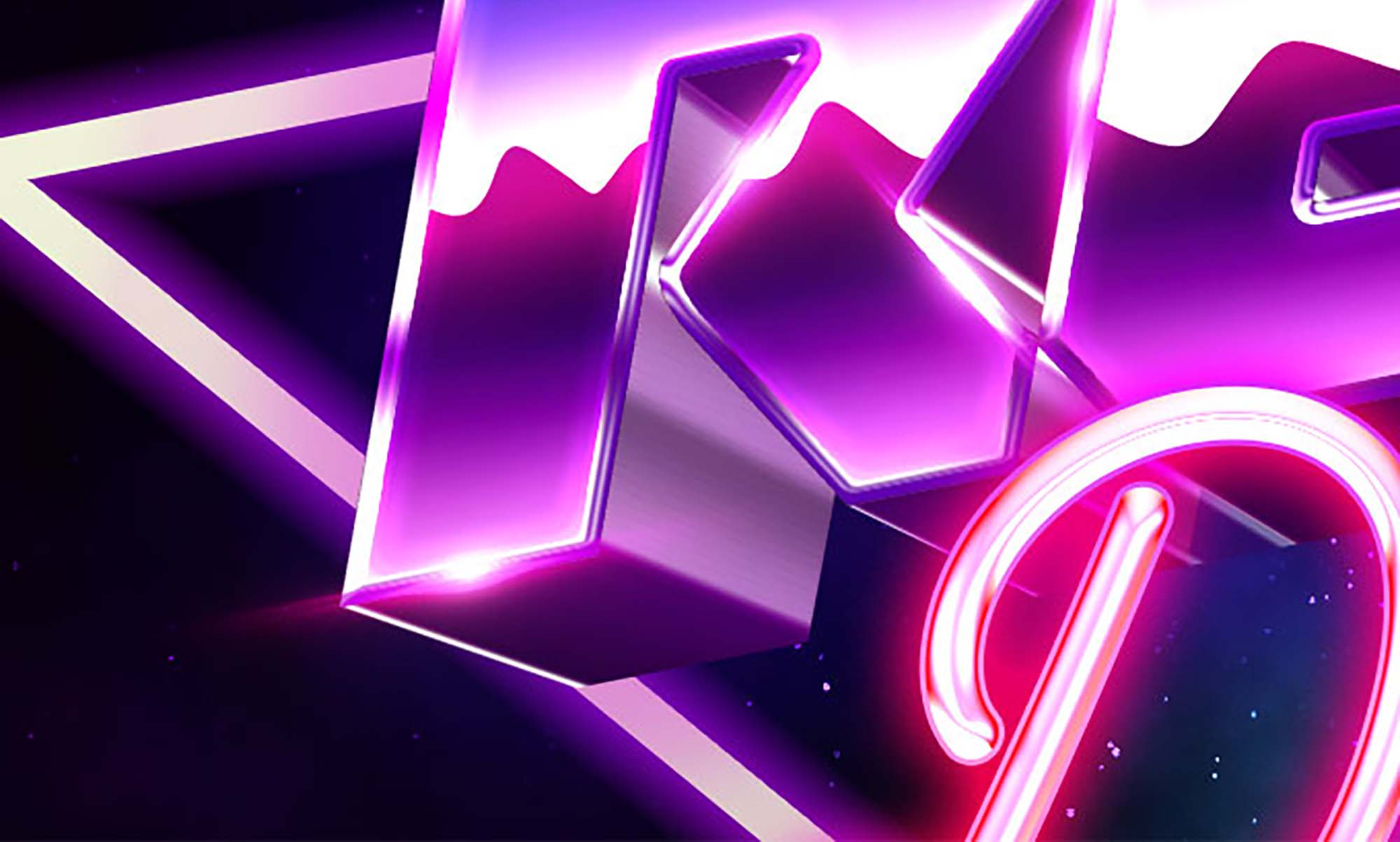 80s Text Effect Mockup
