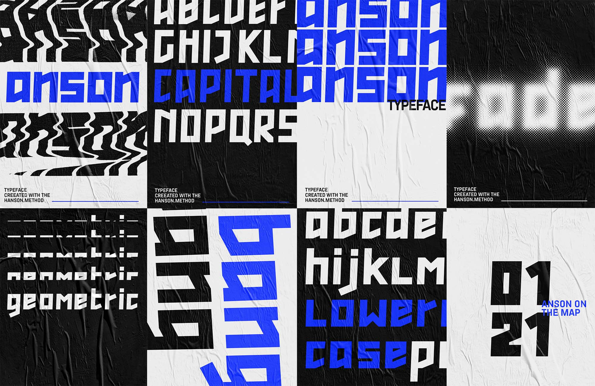Anson Font Posters