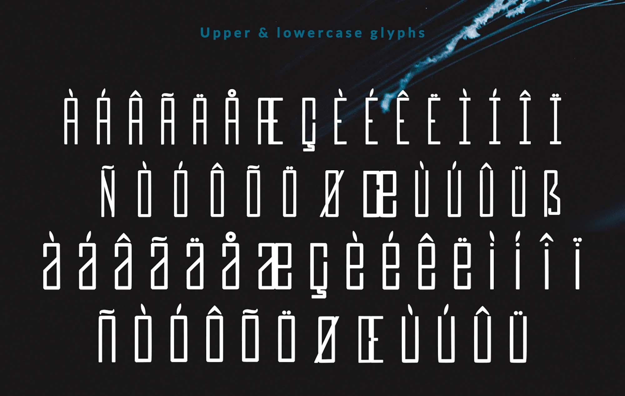 Efesto Font Multilingual