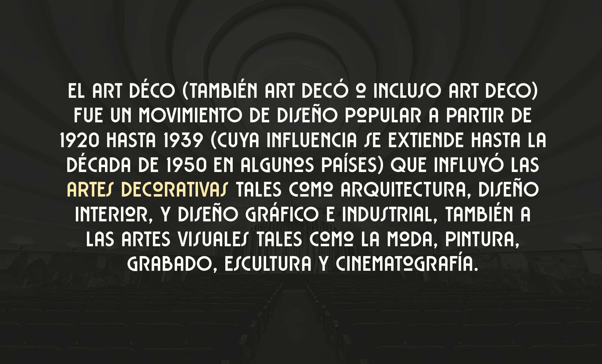 Rousseau Deco Text