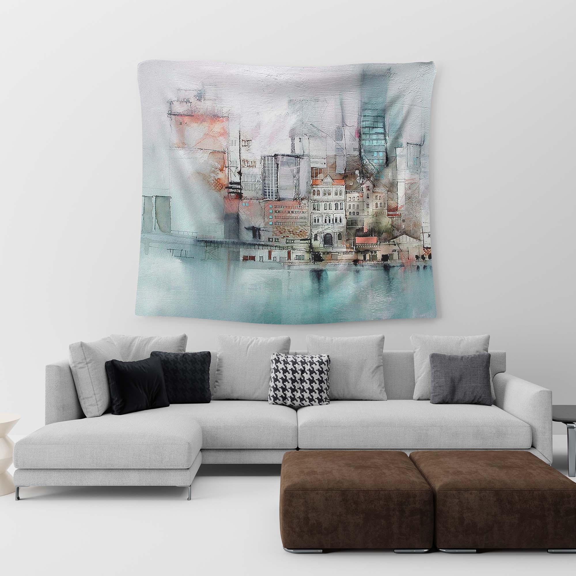 Tapestry Mockup
