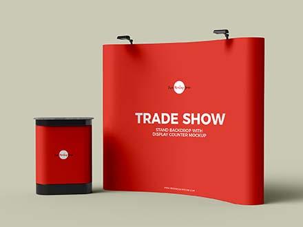 Trade Show Mockup