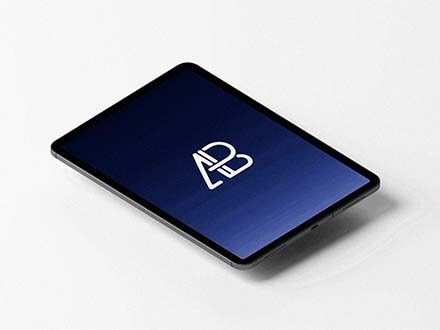 iPad Animated Mockup