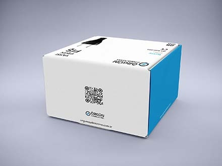 Box Package Mockup