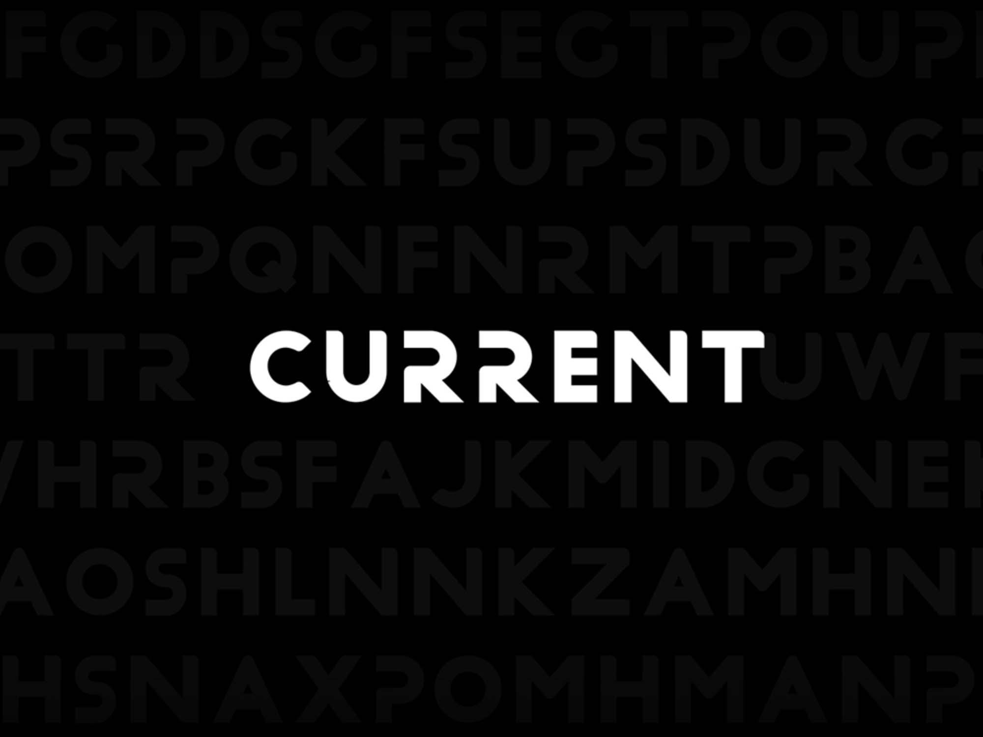 Current Typeface