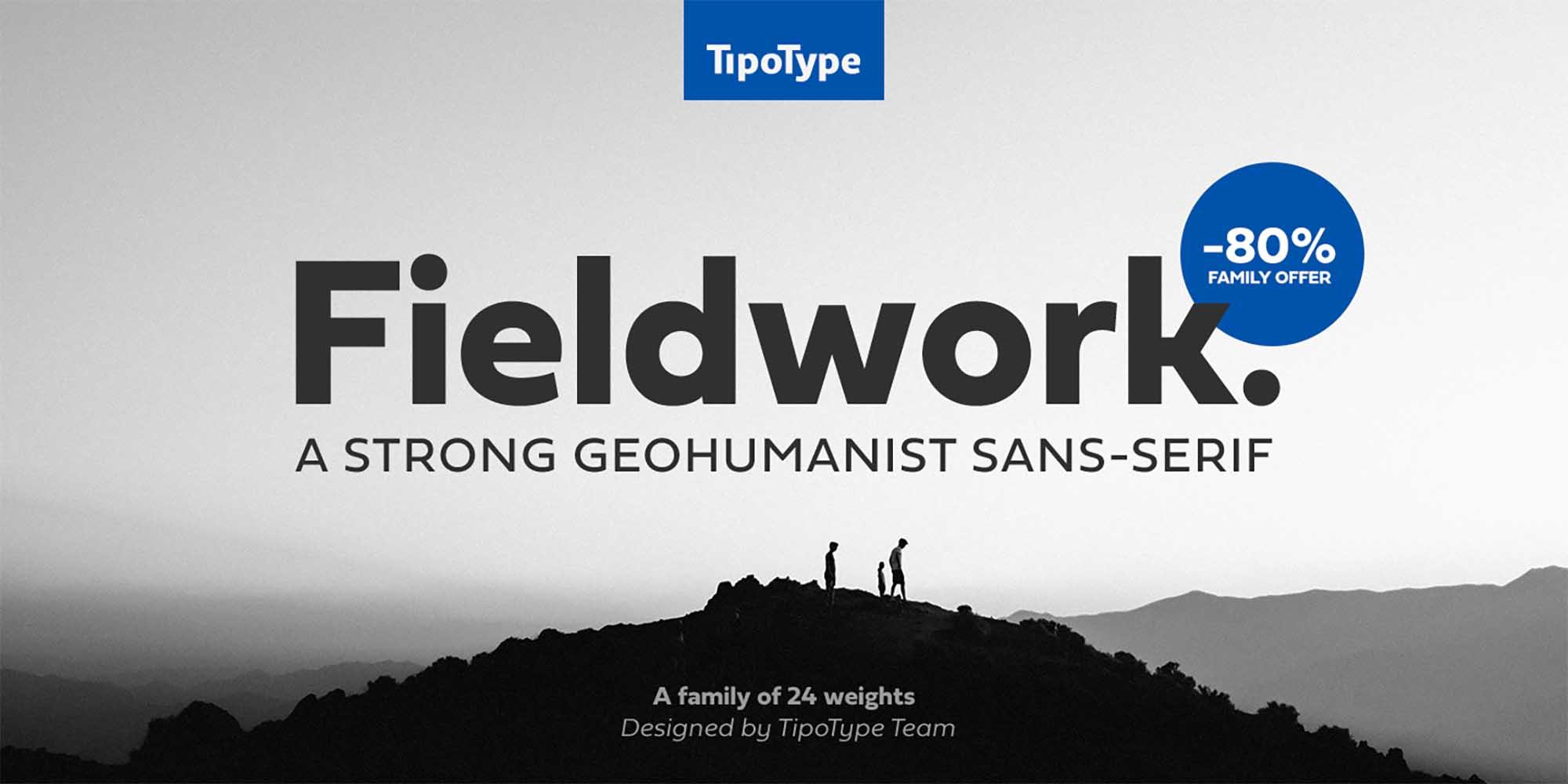 Fieldwork Font