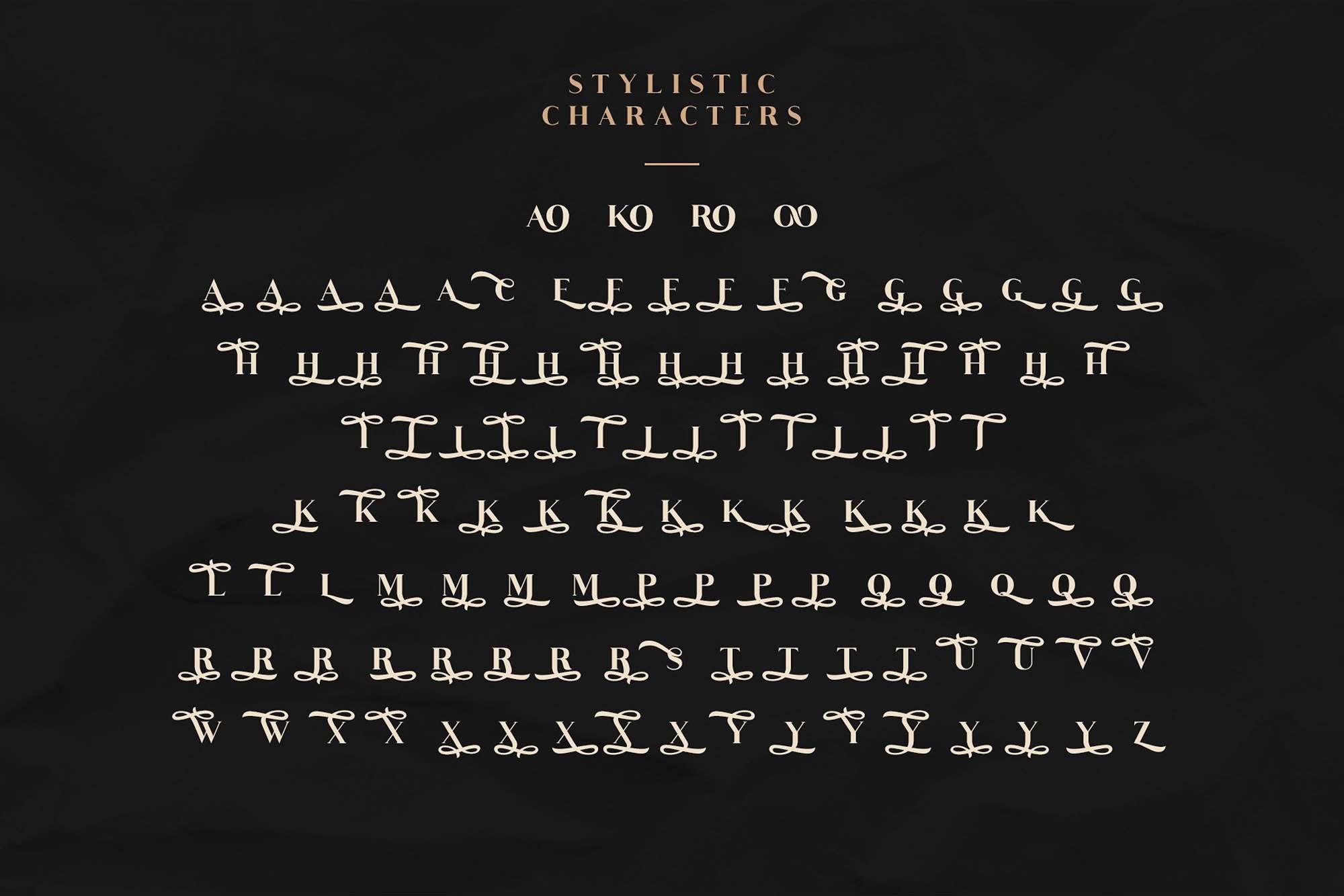 Groce Font Multi Language