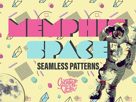 Memphis Space Patterns