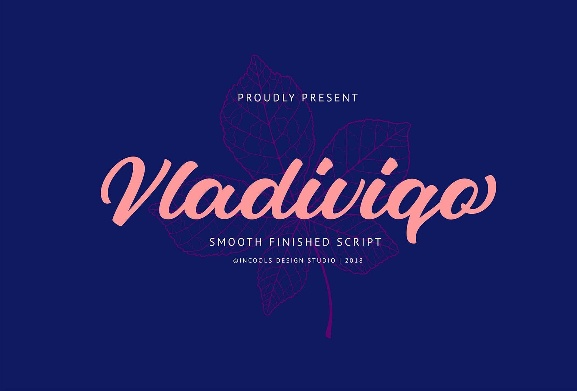 Vladiviqo Font