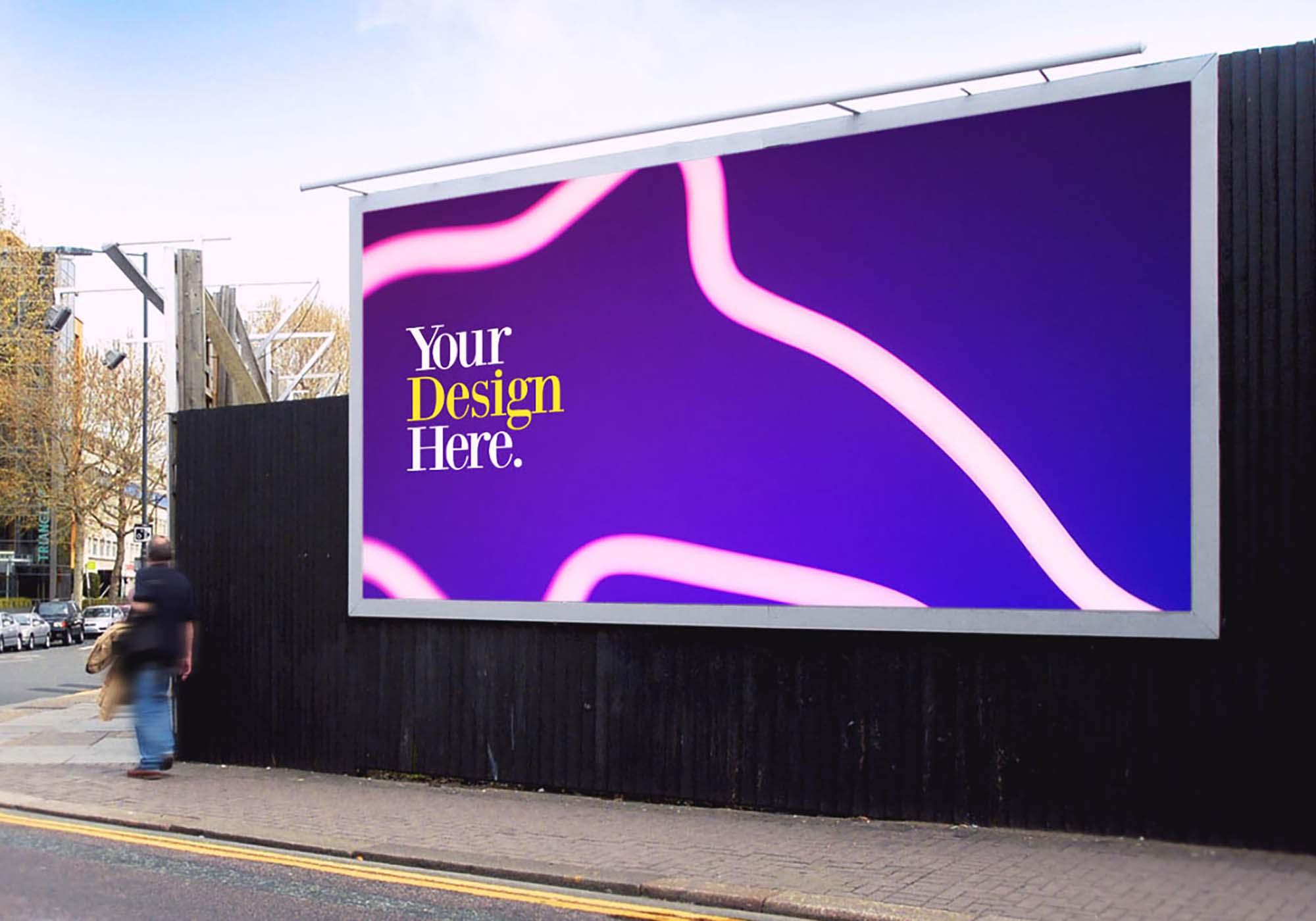 Billboard Mockup 3