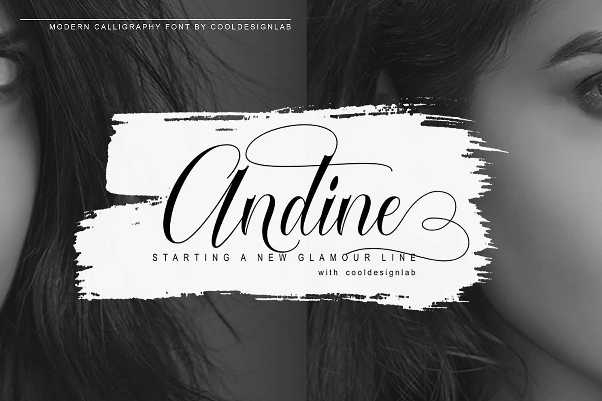 Cataline Script Font 2