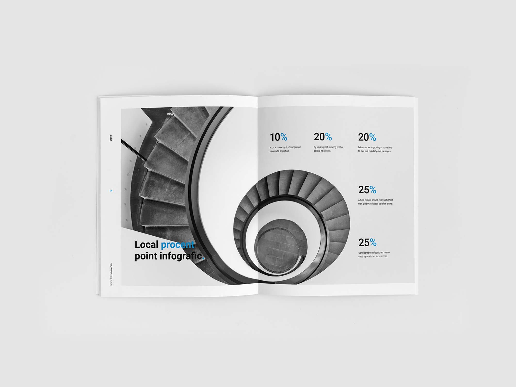 Financial Planing Brochure Template 10