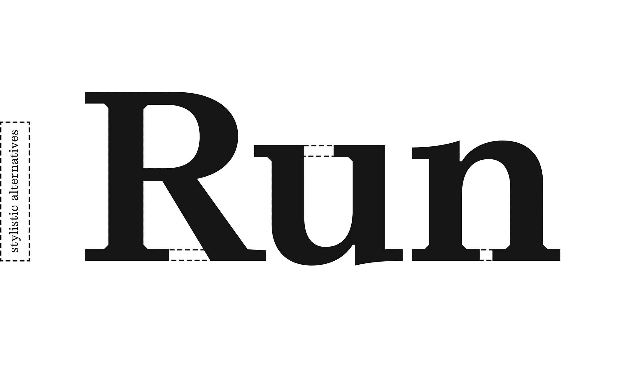 Grafier Serif Font 3