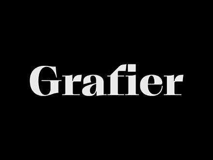 Grafier Serif Font