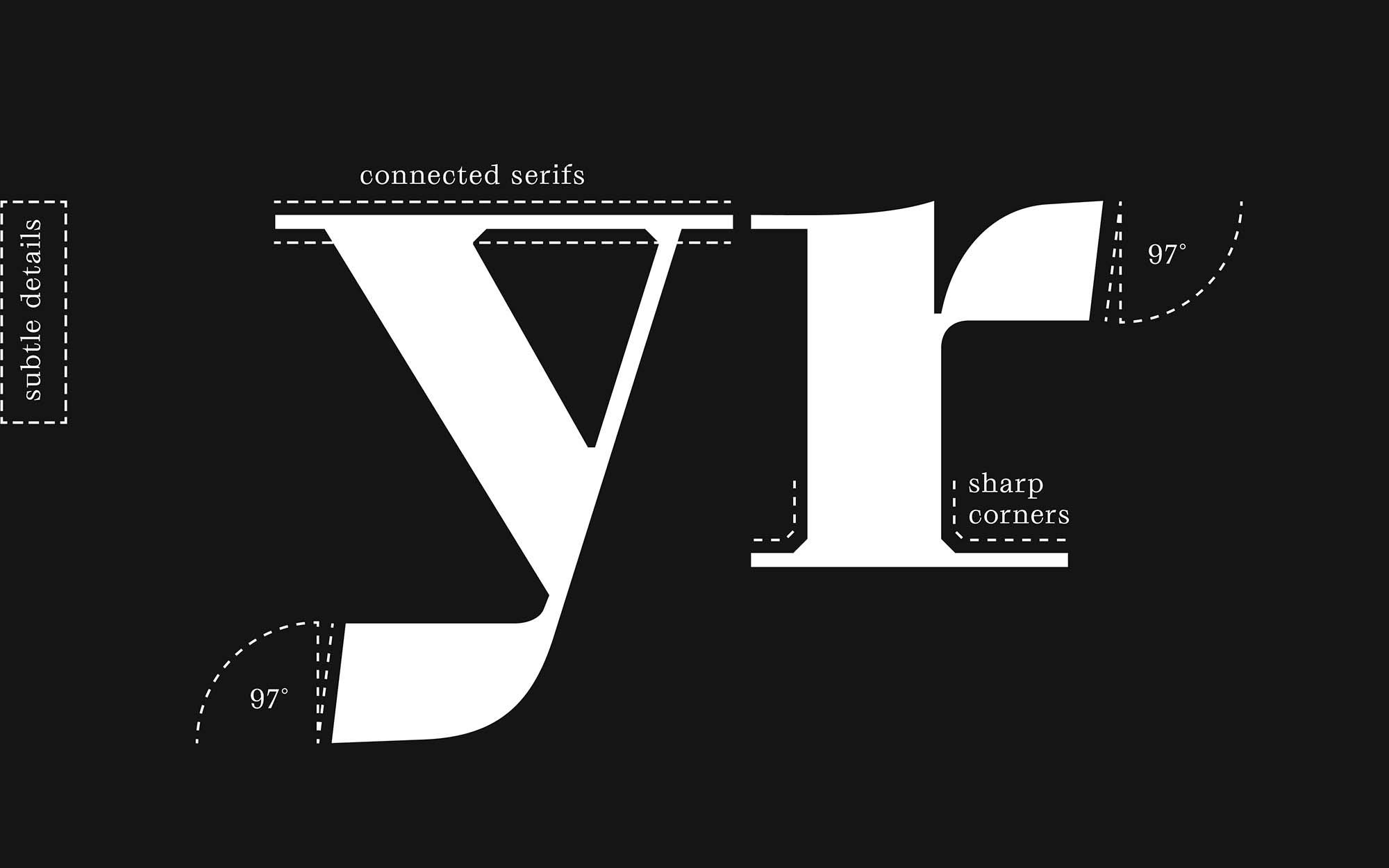 Grafier Serif Font 7