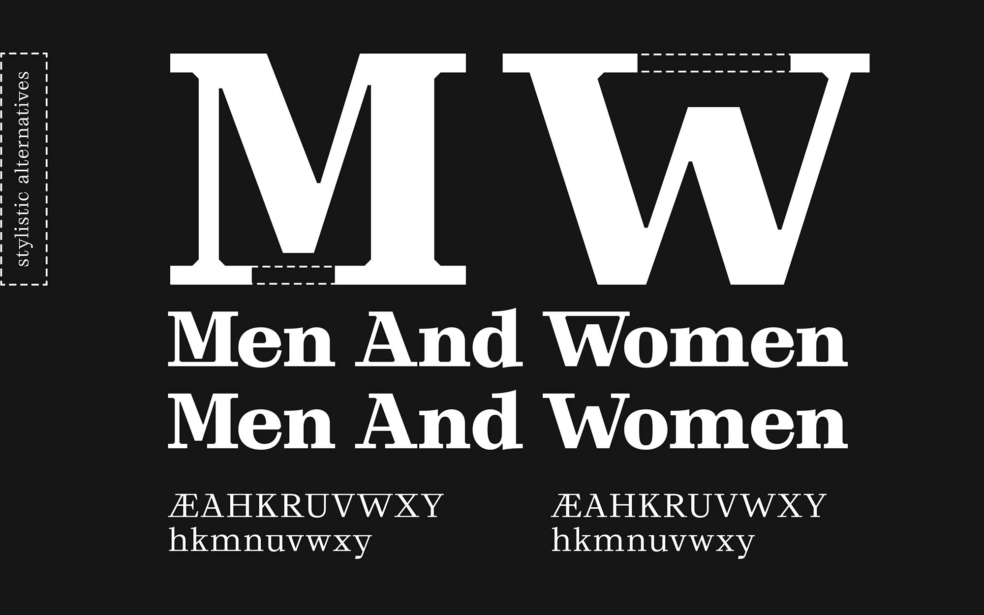 Grafier Serif Font 8
