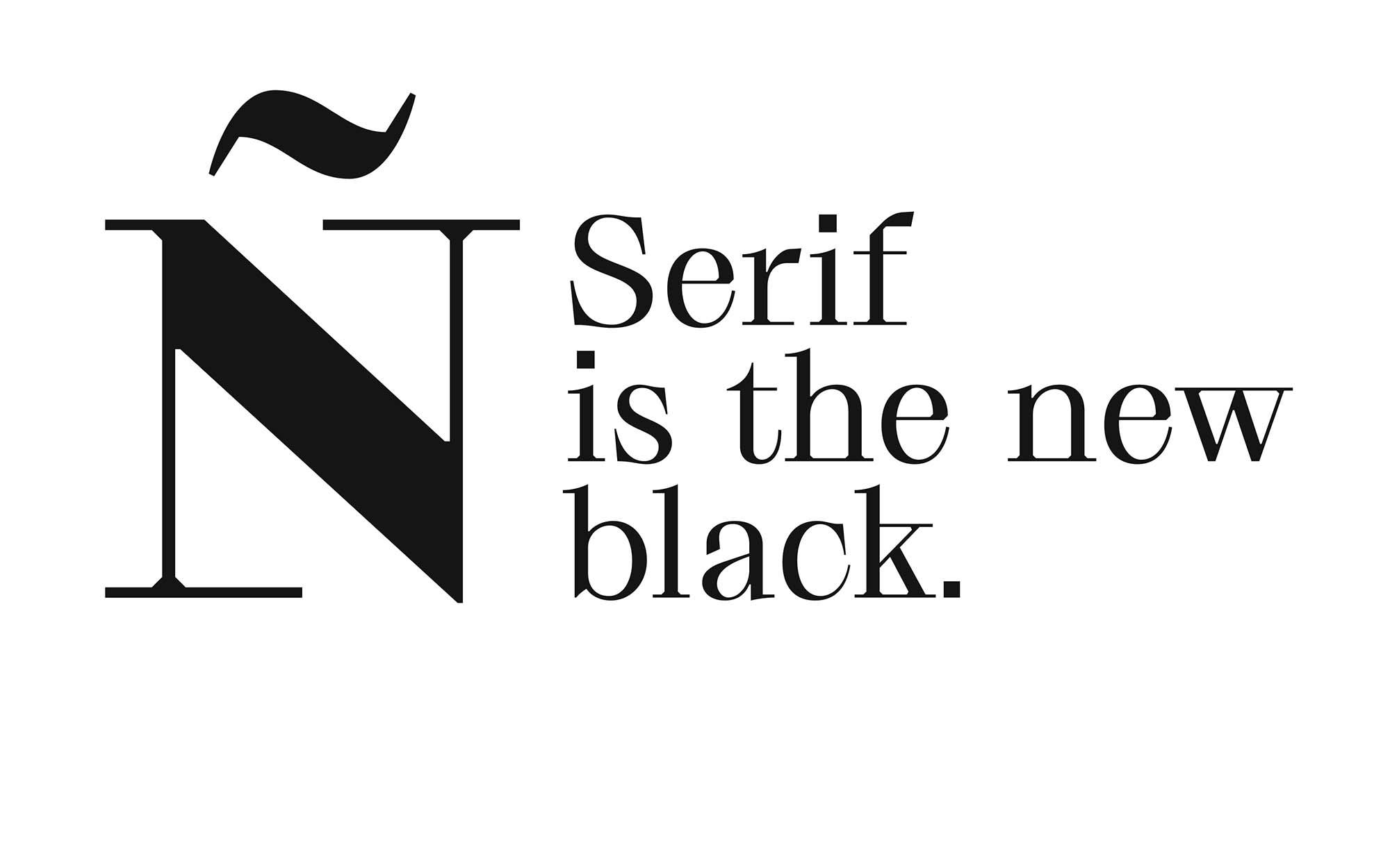 Grafier Serif Font 9
